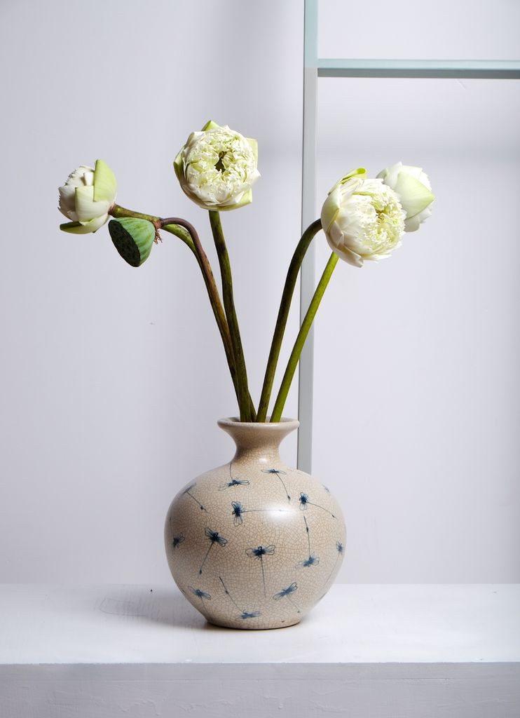 Lọ hoa để bàn 2