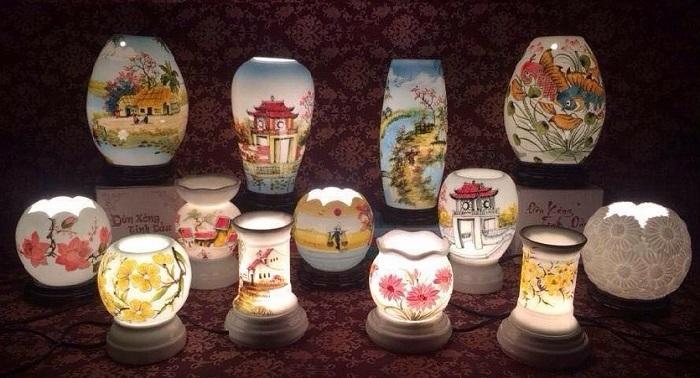 mua đèn trang trí phòng khách 1