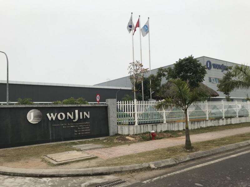 Công ty TNHH wonjin vina