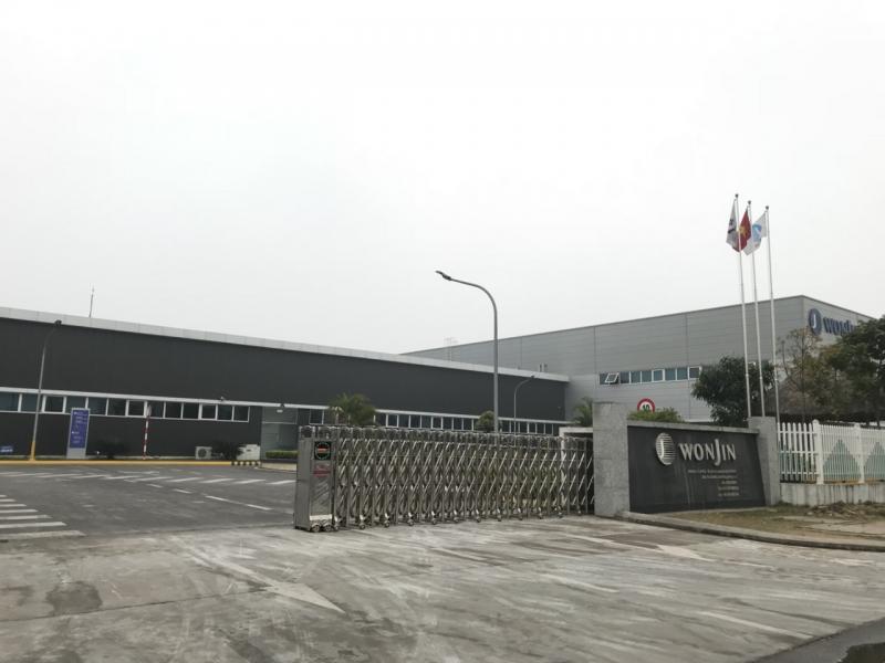Tổ hợp doanh nghiệp Hàn Quốc tại Việt Nam