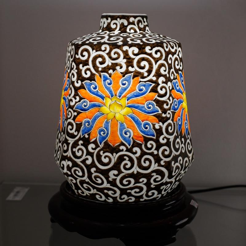 đèn sứ thấu quang